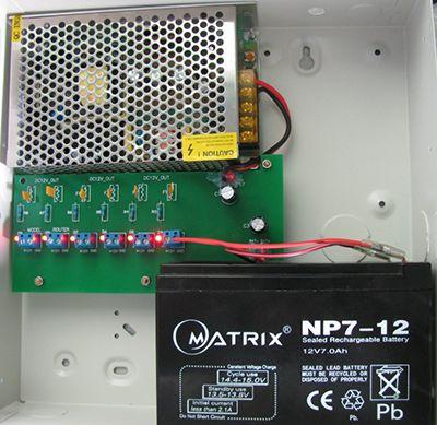 后备UPS供电系统