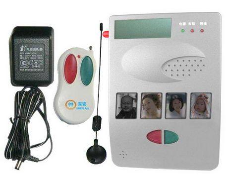 电话智能应急求助防盗威廉希尔体育器(带定时提醒功能)