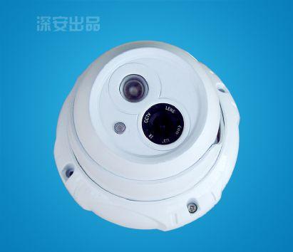 SA-30ZA系列金属海螺半球型红外摄像机