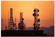 通讯行业安保通运用